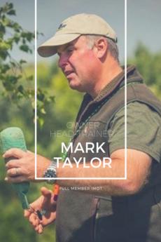 mark Taylor owner head trainer acer gundog training